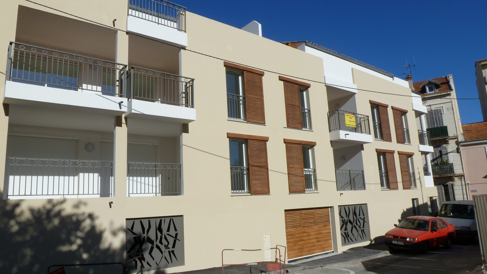Appartement t3 hyeres programme neuf la villa crivelli for Appartement t3 neuf