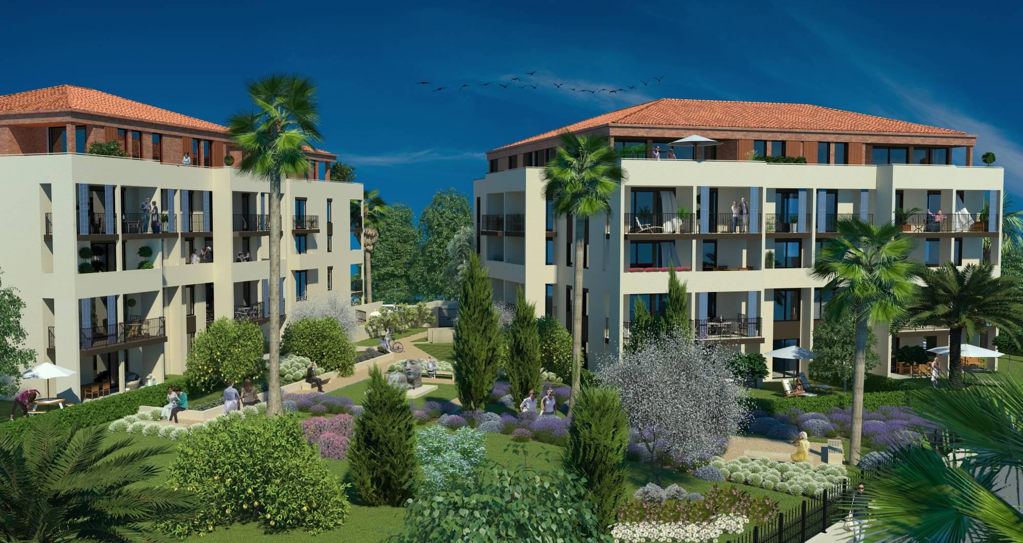 Appartement neuf dans résidence avec piscine idéal primo-accédant La ...