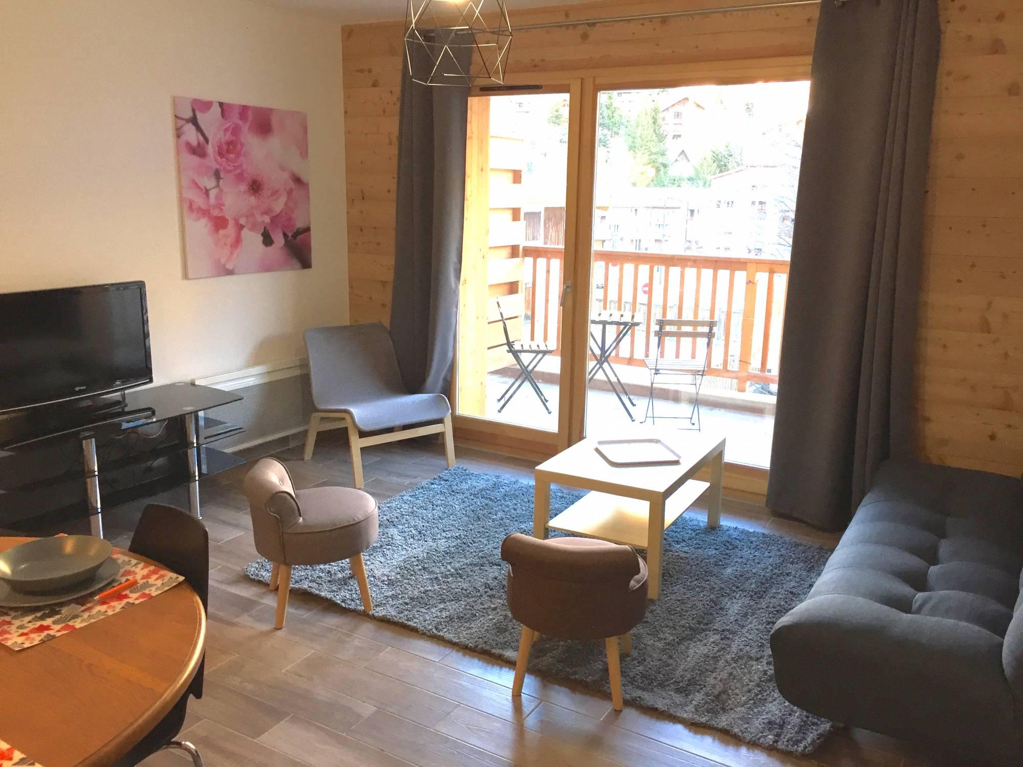 Appartement La Foux D Allos